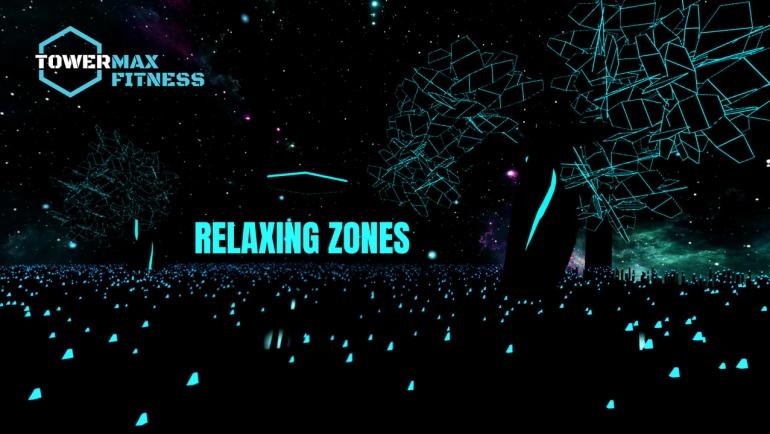 Wir haben neu Entspannungszonen, die erste, der Chill Garden, ist veröffentlicht!